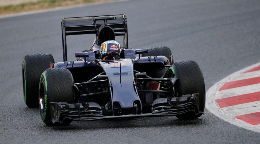 Toro Rosso STR11 frontal