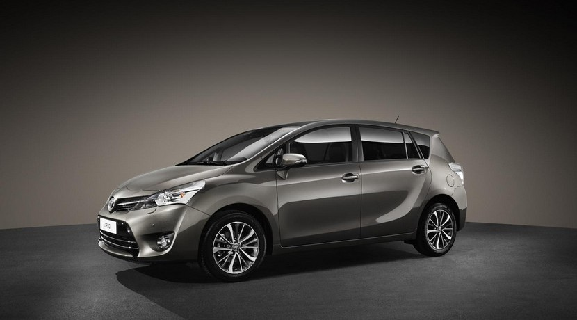 Toyota Verso 2016 vista frontal