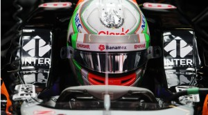 Force India tests