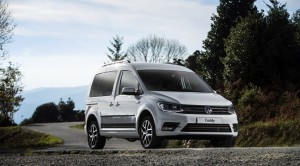 Volkswagen Caddy Outdoor