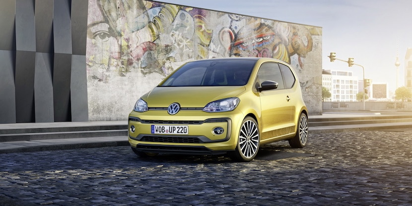 Volkswagen up! 2016