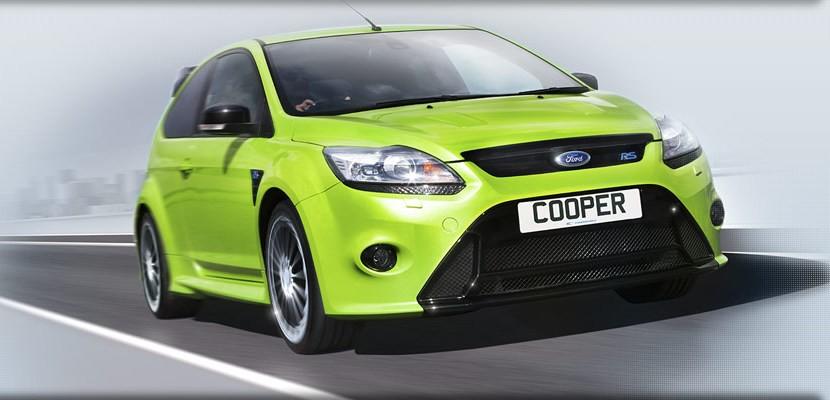 Cooper Tires altas prestaciones