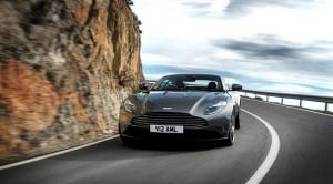 Aston Martin DB11 vista frontal