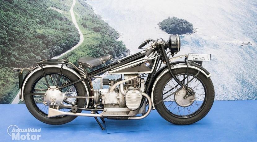 BMW R62 de 1928