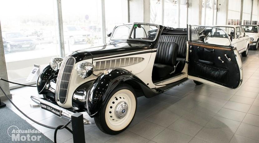 BMW 326 Cabrio de 1938