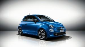 Fiat 500S 2016 vista frontal