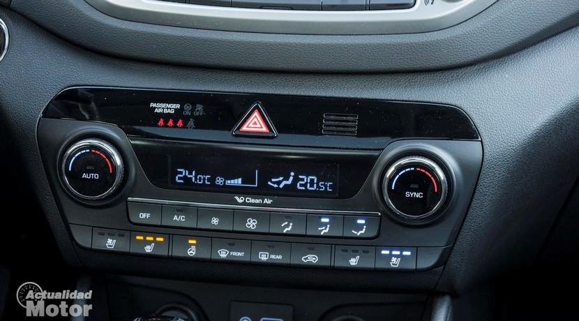 Prueba Hyundai Tucson 1.6 TGDI 176 CV 4x4climatizador