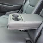 Prueba Hyundai Tucson 1.6 TGDI 176 CV 4x4 reposabrazos trasero