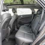 Prueba Hyundai Tucson 1.6 TGDI 176 CV 4x4 plazas traseras