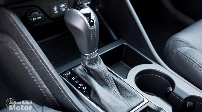 Prueba Hyundai Tucson 1.6 TGDI 176 CV 4x4 cambio automático siete velocidades