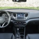 Prueba Hyundai Tucson 1.6 TGDI 176 CV 4x4 salpicadero interior