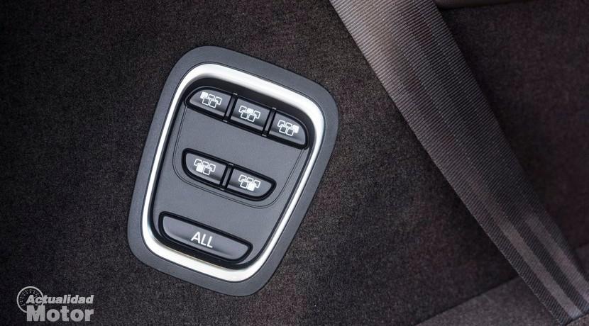 Renault Espace 1.6 dCi 160 CV Initiale París botones abatir asientos