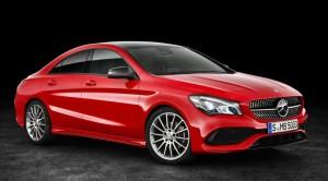 Mercedes CLA AMG Line