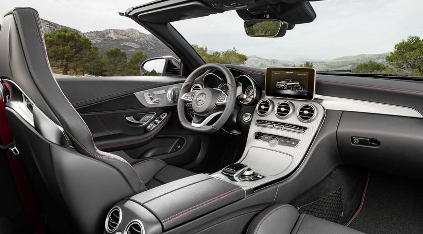 Mercedes Clase C Cabriolet 2016 C 43 AMG