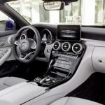Mercedes Clase C Cabriolet 2016 interior