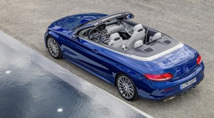 Mercedes Clase C Cabriolet 2016