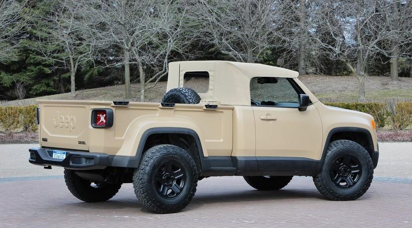 Moab Easter Jeep Safari 2016 Jeep Comanche