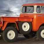 Moab Easter Jeep Safari 2016 Jeep FC 150