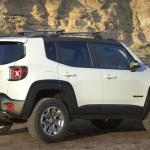 Moab Easter Jeep Safari 2016 Jeep Renegade Commander