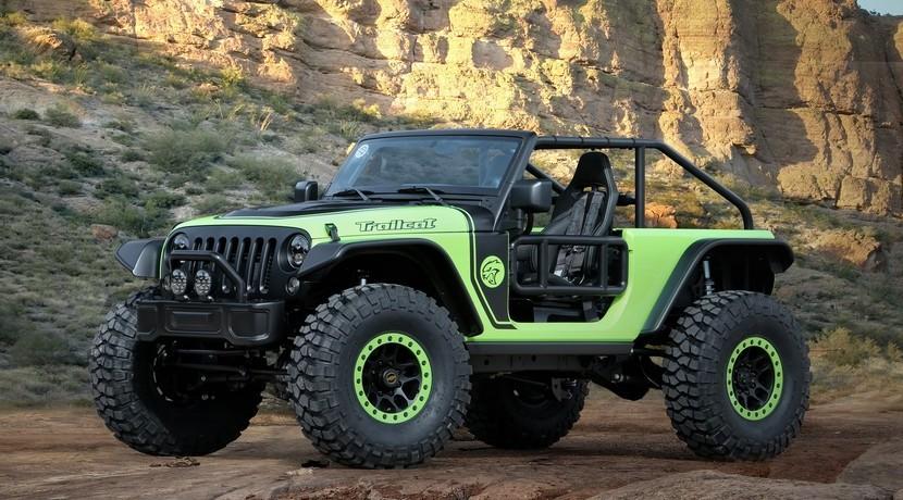 Moab Easter Jeep Safari 2016 Jeep Trailcat