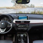 Prueba BMW X1 xDrive25d 231 CV automático interior