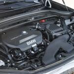 Prueba BMW X1 xDrive25d 231 CV automático motor