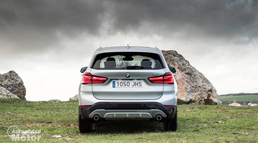 Prueba BMW X1 xDrive25d 231 CV automático
