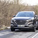 Prueba Hyundai Tucson 1.6 TGDI 176 CV 4x4 vista frontal
