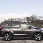 Prueba Hyundai Tucson 1.6 TGDI 176 CV 4x4 vista lateral