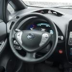 Prueba Nissan Leaf 30kWh volante