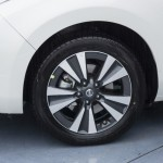 Prueba Nissan Leaf 30kWh llantas