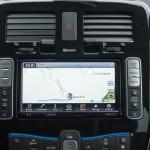 Prueba Nissan Leaf 30kWh navegador