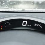 Prueba Nissan Leaf 30kWh velocímetro