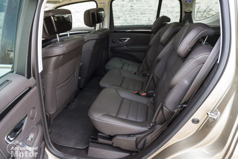 Renault Espace 1.6 dCi 160 CV Initiale París plazas traseras asientos correderos