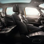 Renault Scenic 2016 interior