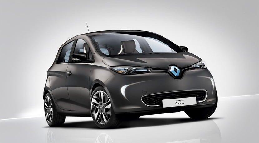 Renault ZOE Swiss Edition