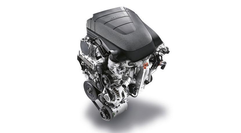 SsangYong motor diésel D22T