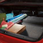 Subaru Impreza sedán 2017 maletero