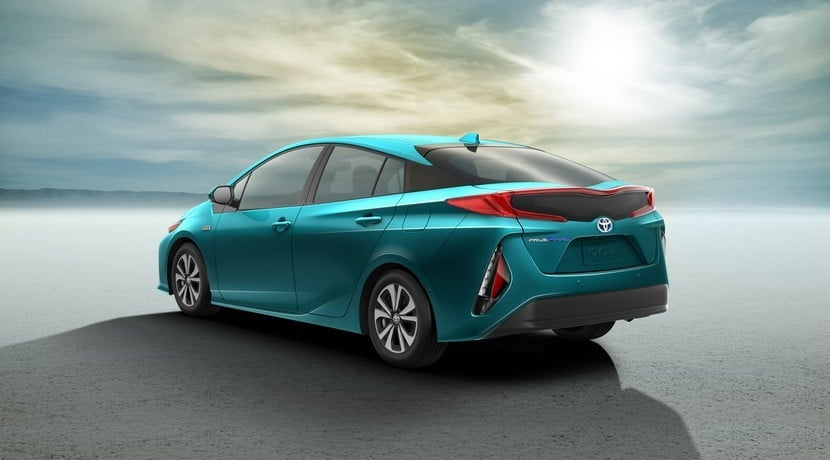 Toyota Prius Prime híbrido enchufable