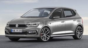 Volkswagen Polo recreación