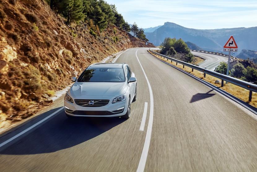 Volvo S60 y V60 2017 Edition