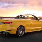 Audi S3 Cabrio 2016