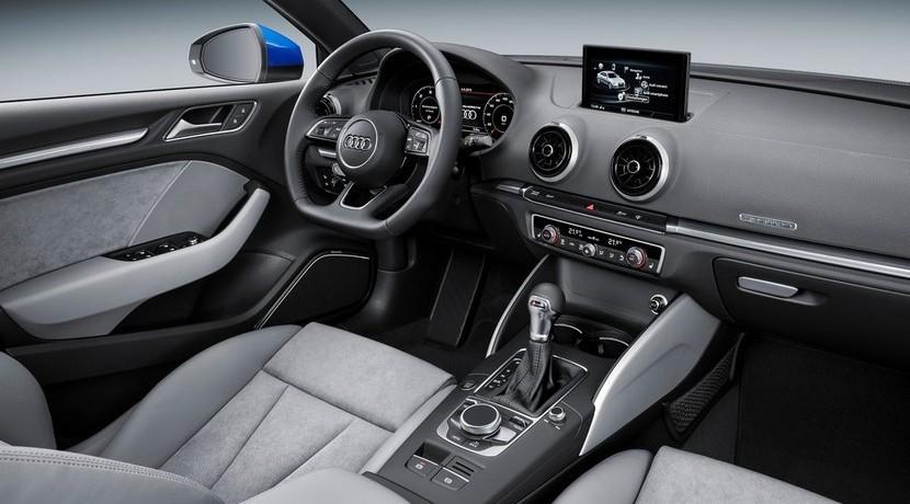 Audi A3 Sedán 2016 interior