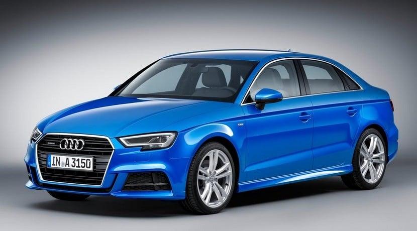 Audi A3 Sedán 2016