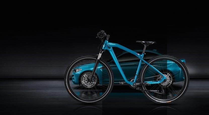 BMW Cruise M Bike Limited Edition, la bici a juego con el BMW M2
