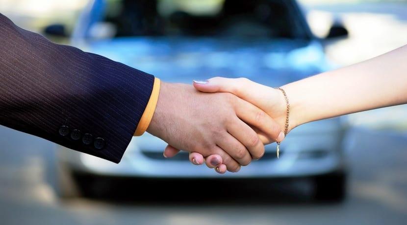 Contrato compraventa vehiculo