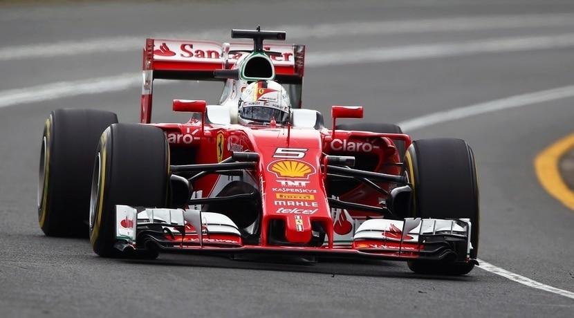 Ferrari GP de Bahrein 2016