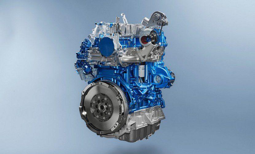 Ford 2.0 EcoBlue diésel