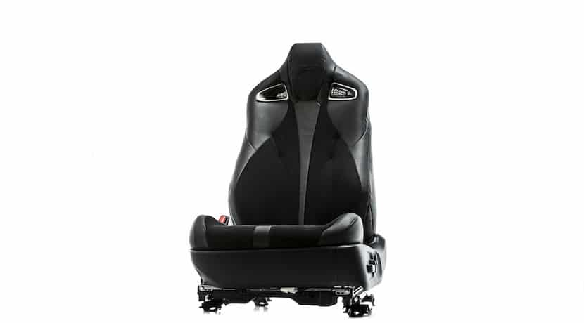 Lexus asientos V-LCRO