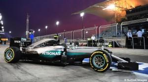 Mercedes GP de Bahrein 2016
